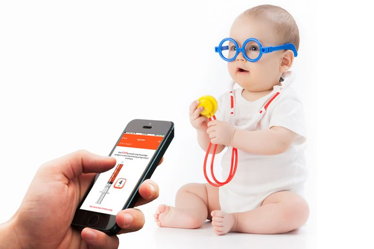 Download this app before giving your child an OTC medicine!